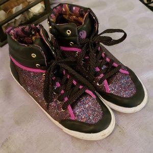 D-Signed Desendents Razzle Dazzle Sneakers